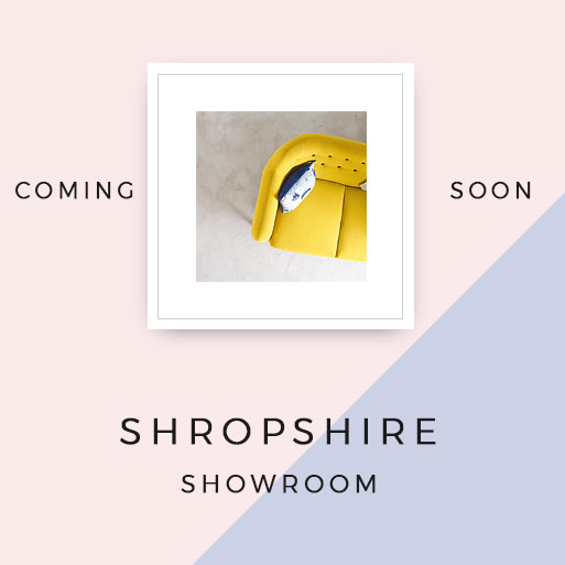 Coming soon our Shropshire showroom